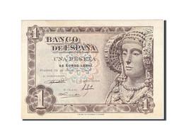 Espagne, 1 Peseta, 1948, KM:135a, 1948-06-19, SUP+ - [ 3] 1936-1975 : Régence De Franco