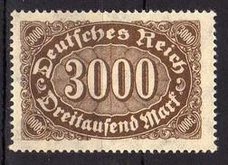 Deutsches Reich, 1922, Mi 254 ** [240317L]