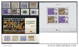 AZORES - ANNATA COMPLETA 1994 MNH** - Azoren