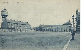 SAINT-GHISLAIN : Place Albert Ier - Saint-Ghislain