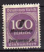 Deutsches Reich, 1923, Mi 331 ** [240317L]