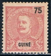 Guiné, 1898/901, # 54, MNG - Guinea Portuguesa