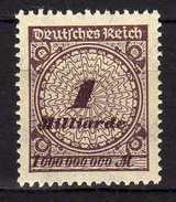Deutsches Reich, 1923, Mi 335 HT * [240317L]