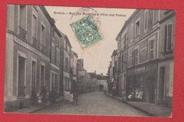 Rebais  --  Hôtel Des Postes - Rebais