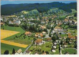 SCHÖFTLAND, AG - Flugaufnahme 1969, Panorama - AG Argovia