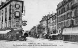 La Rue Carnot: Brasserie Muller: Siège Des Etats- Généraux En 1789. - Versailles