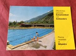 Italia Piscina Riscaldata Di Silandro - Bolzano (Bozen)
