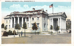 Memorial Continental Hall 1910 - Washington DC