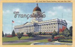 Utah State Capitol Building - Exterior - Salt Lake City