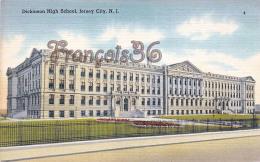 Dickinson High School - Jersey City - Etats-Unis
