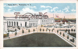 Union Station - Railway Gare - Washington DC