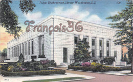 Folger Shakespeare Library - Washington DC