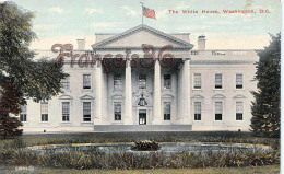 The White House - Garden - Washington DC