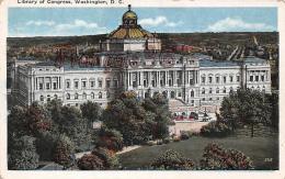 Library Of Congress - Washington DC