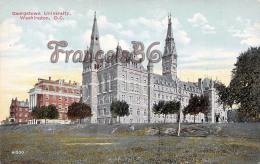 Georgetown University - Washington DC