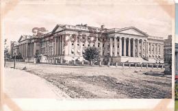 The Treasury US - Washington DC