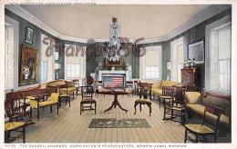The Council Chamber - Washington 's Headquarters - Morris Jumel Mansion - Washington DC