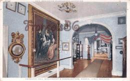 Entrance Hall - Washington 's Headquarters - Morris Jumel Mansion - Washington DC