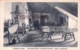Candle Room - Washington 's Headquarters - Jumel Mansion - Washington DC