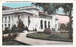 Pan American Building - Washington DC