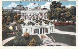 White House East Entrance - Washington DC