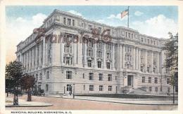 Municipal Building - Washington DC