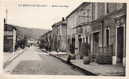 73Di   13 La Bédoule Entrée Du Village - Andere Gemeenten
