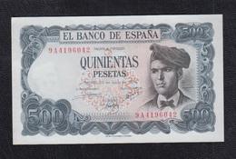 EDIFIL 473b.  500 PTAS 23 DE JULIO DE 1974 SERIE 9A. - [ 3] 1936-1975 : Regency Of Franco
