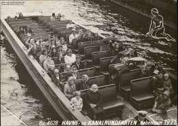 Fot. By. 4628 Havne-oq Kanalrundfarten Kovenhavn 1971 - Danemark