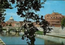 Roma Brücke Und Engelschloss - Vatikanstadt