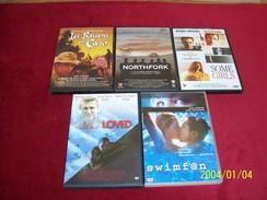 LOT DE 5 DVD ROMANTIC  POUR 10 EUROS ( Lot  16 / 40 2 ) - Romantic