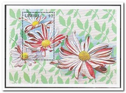 Liberië 1997, Postfris MNH, Flowers - Liberia