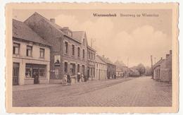 Westmeerbeek: Steenweg Op Westerloo. - Hulshout