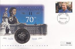Bermuda 1 Dollar 1996 - Bermuda