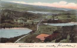 USA - Vermont - 14 Mile Drive, Near Hyde Manor, Sudbury (colorisée) - Etats-Unis