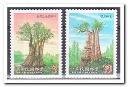 Taiwan 2000, Postfris MNH, Trees