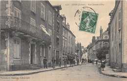 45-GIEN- RUE JEANNE D'ARC - Gien