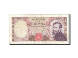 Italie, 10,000 Lire, 1962, KM:97a, 1962-07-03, TTB - [ 2] 1946-… : République