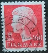 DINAMARCA 1981 Queen Margrethe II. USADO - USED. - Dinamarca
