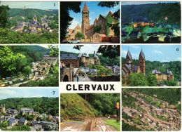 1979; 9 Vues De Clervaux, Luxermbourg, Lot 47593 - Clervaux