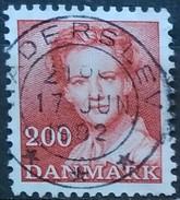 DINAMARCA 1982 Queen Margrethe II. USADO - USED. - Dinamarca