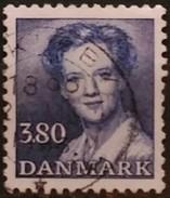 DINAMARCA 1985 Queen Margrethe II. USADO - USED. - Dinamarca