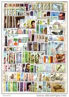 CUBA  150 Timbres Commémoratifs Tous Différents – Oblitérés - Sellos