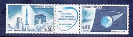 France YT 1465A N** Fusée Diamant, Satellite A1 - France