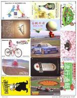 TRES GROS LOT DE 2000 TELECARTES JAPONAISES JAPON JAPAN  A PETIT PRIX.(Z-827)  2000 Phonecards Japan. - Phonecards