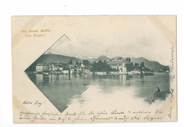 Isola Bella Lago Maggiore 1901 - Verbania
