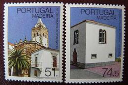 Portugal - Madère - Yvert N° 121/2 Neufs ** - Madeira