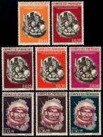 ~~~ Paraguay 1963  - Espace  -  Mi. 1176/1183  ** MNH - Cote 19.00 Euro ~~~ - Paraguay