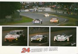 24 Heures Du Mans -  Porsche - McLaren -  Multiview   CP - Le Mans