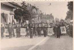 Romania - Brasov - Defilare - Propaganda Comunista - Foto 125x85mm - Places